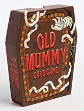 Old Mummy Card Game: (Spooky Mummy and Monster Playing Cards, Halloween Old Maid Card Game)