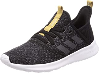 Adidas Cloud Foam Pure, Women'S Running Shoes, Black (Core Black/Grey Five 01), 4.5 Uk (37 1/3 Eu) (F34677_01)