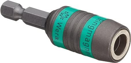 Wera Hexagon 887/4 RR SB Ringmagnet Rapidaptor, Universal Bit Holder 1/4