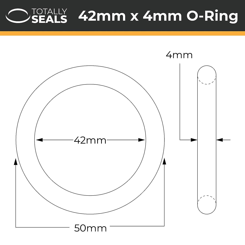 1.5 mm Section 92 mm Alésage Nitrile 70 Caoutchouc O-Anneaux