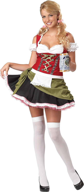 Olga Bavarian Women/'s Fancy Dress  Costume