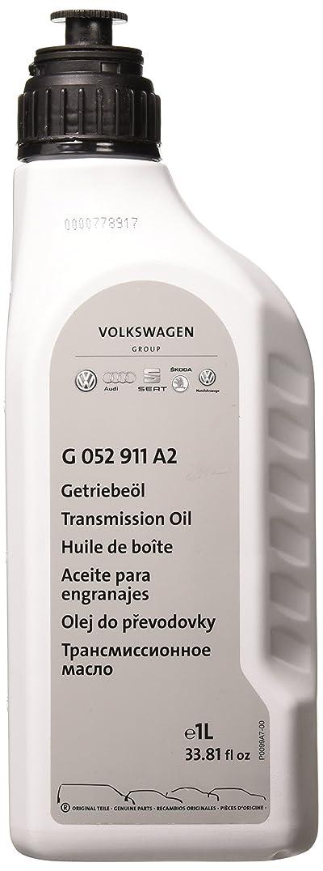 Genuine Audi (G052911A2) 1 Liter Manual Transmission Oil