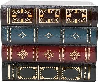 Nep boek opbergdoos, lichtgewicht decoratieve nep boek doos, voor kantoor decoratie plank Home decor decor(B large)