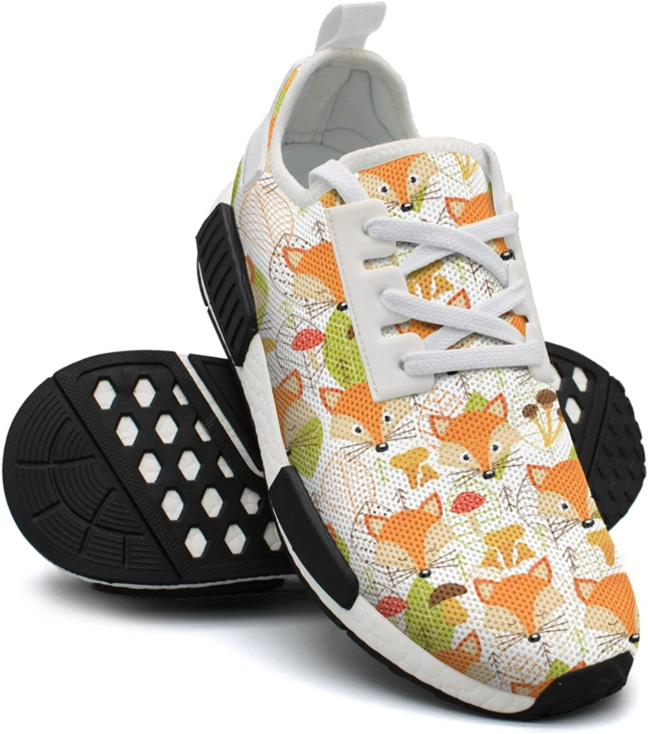 Fox Faces Womans Running shoes Nmd Gym Training shoes