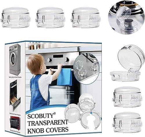Couvre Bouton de Cuisinière,Transparent Couverture de Bouton,Transparent Cuisinière à Gaz Couvre Bouton,fours électri...