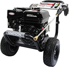 SIMPSON Cleaning PS3228 PowerShot Gas Pressure Washer Powered by Honda GX200, 3300 PSI at..