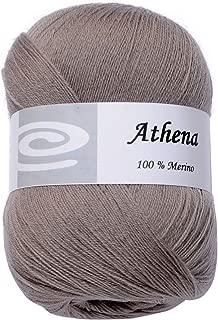 Elegant Yarns Athena Yarn, Gainsboro