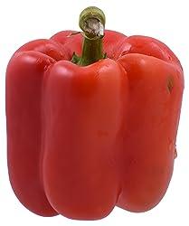 Red Bell Pepper Organic, 1 Each