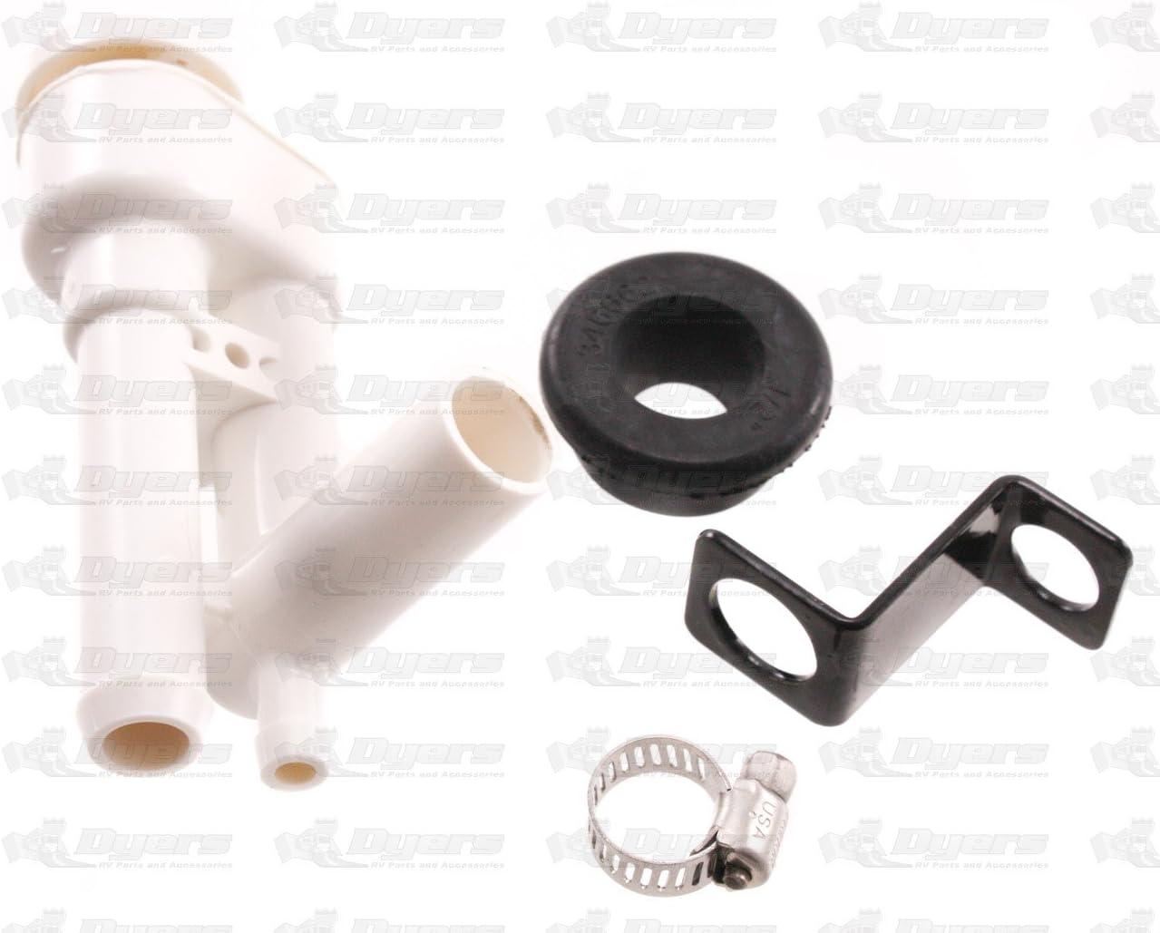 Dometic Popular 385230335 Traveler Lite Vacuum with Popular Kit Breaker Spray