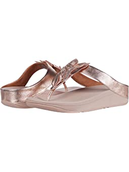 FitFlop Gold Shoes + FREE SHIPPING