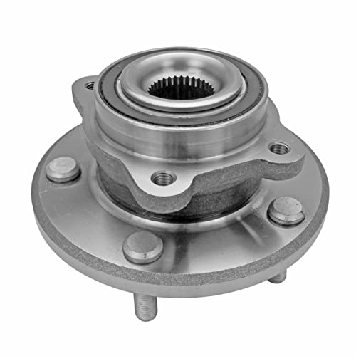 CRS NT513286 New Wheel Bearing Hub Assembly, Front Left (Driver)/Right (