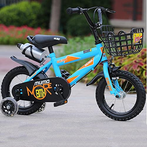 Bicicletas Duo Niños de 12 Pulgadas, 14 Pulgadas, 16 Pulgadas, 18 Pulgadas, Niños Niños, Regalo para Niños
