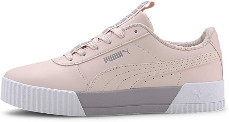 PUMA Carina Bold, Chaussure de Piste d'athlétisme Femme, Rosewater ...