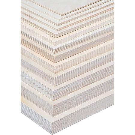 18mm Multiplex Zuschnitt L/änge bis 200cm Multiplexplatten Zuschnitte Auswahl 80x60 cm