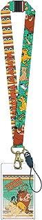 Disney Men's Lion King Lanyard, golden rod, standard