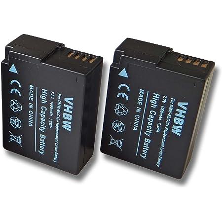 Vhbw Li Ion Akku 750mah Für Kamera Camcorder Video Kamera
