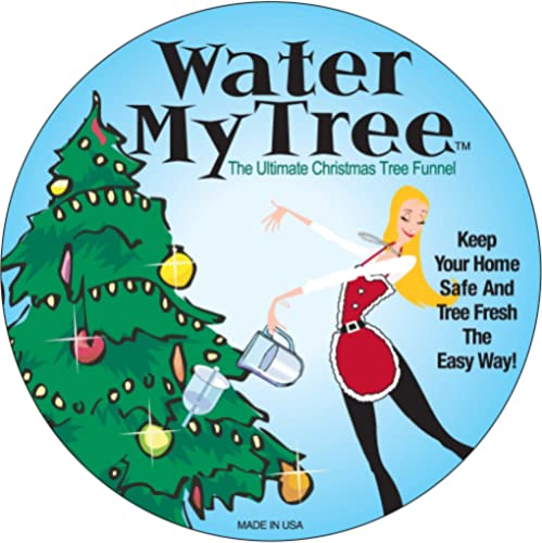 "Water My Tree ""The Ultimate Christmas Tree Funnel"" BEST SELLING"