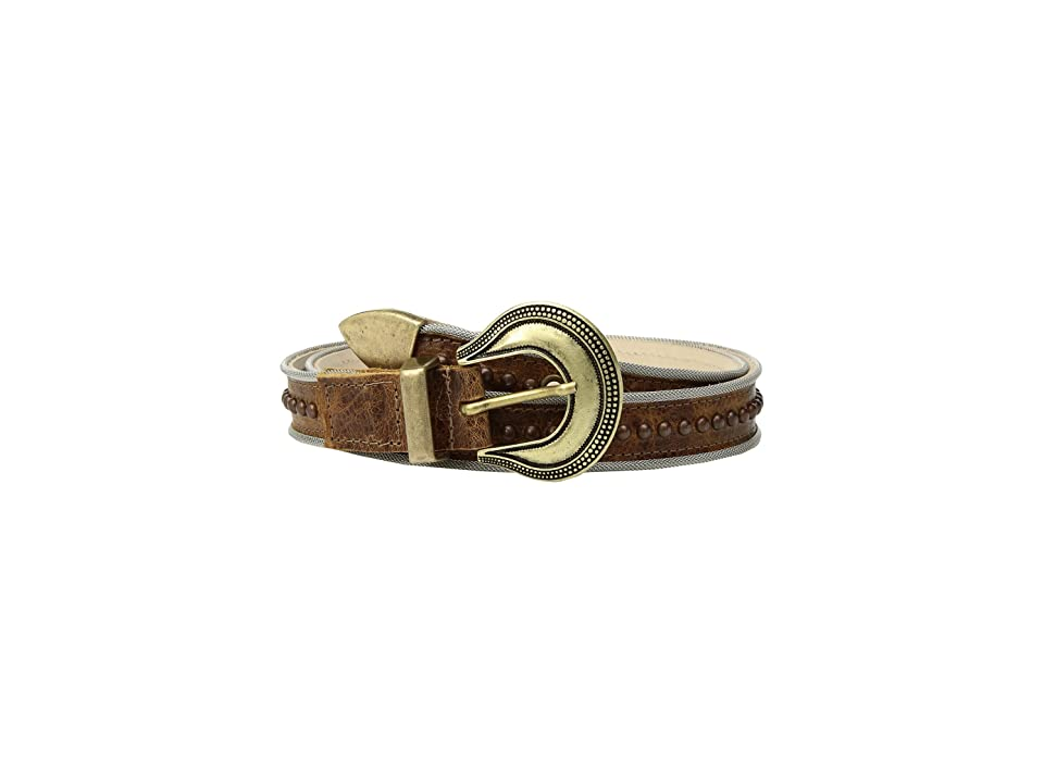 Leatherock Joan Belt (Cognac) Women