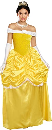 cómodo DreamGirl 10693cuento de de de hadas disfraz de belleza, tamaño mediano  edición limitada en caliente