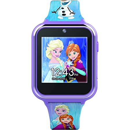 Disney Reloj Unisex Niños de Digital con Correa en Silicona FZN4151
