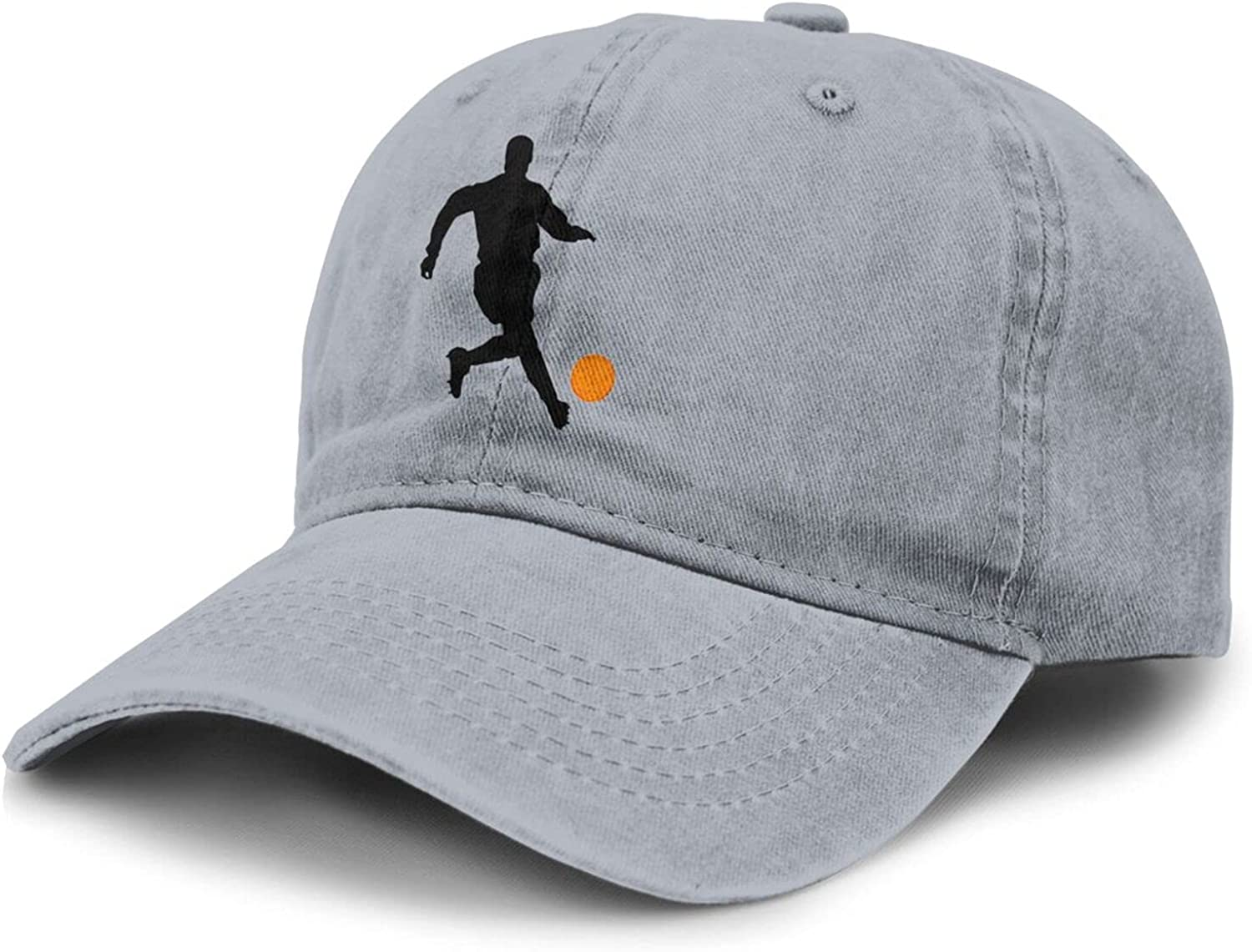 Soccer and Ball Moves Cheap and Durable Adult Cowboy Hat Unisex