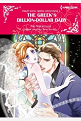 The Greek's Billion-Dollar Baby: Harlequin Comics Kindle Edition