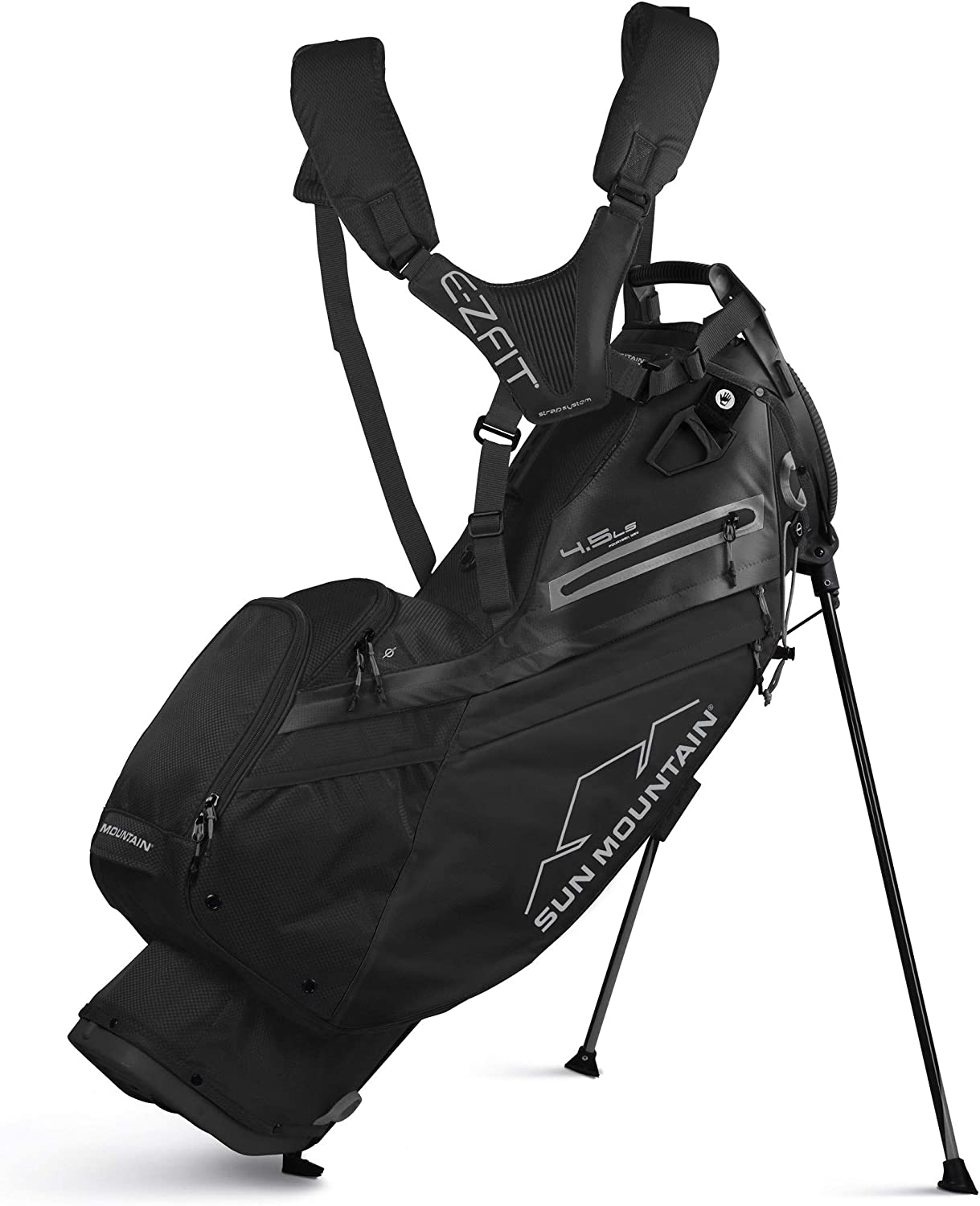 Sun Mountain 2020 4.5 Max 88% OFF Ls 14-Way Bag New popularity Stand Golf