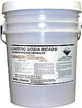 Best sodium hydroxide beads Reviews