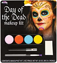 Bristol Novelty Day of The Dead Make-up kit...