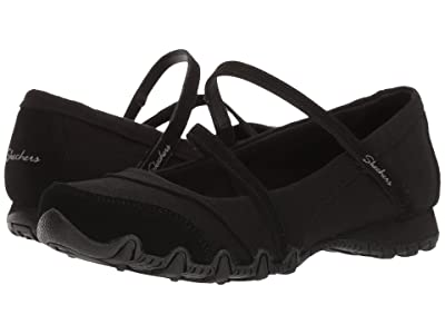 SKECHERS Bikers Get Up (Black) Women