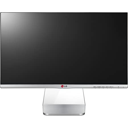 LG 23.8型 IPS超狭額縁シネマスクリーン ブルーライト低減モード+フリッカーセーフ+省エネ機能搭載モニター 24MP76HM-S