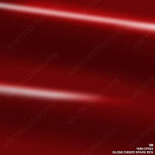3m cinder spark red