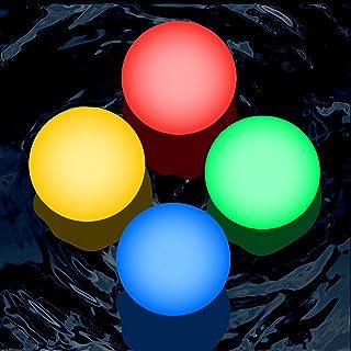 FROQUII Luci Per Piscina Per Piscina Fuori Terra Con Timer, Luci Led Per Piscina Impermeabili Telecomando 16 Colori, Luci ...