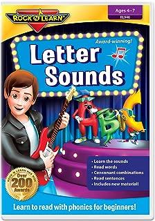Letter Sounds by Rock 'N Learn