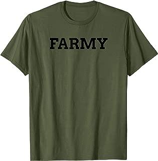 FARMY T-shirt by Earn Your Sleep