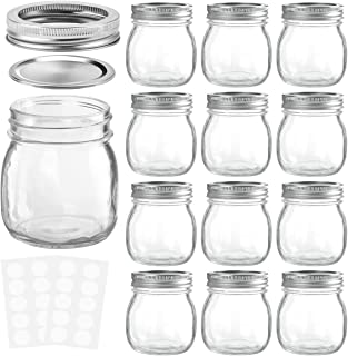 Best jelly jars for candles Reviews