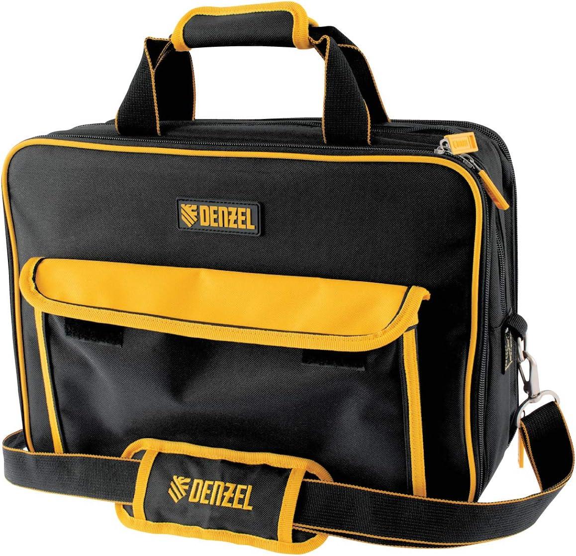 DENZEL Tools bags Sturdy Bottom Plate (31 pocket tool bag) (7790