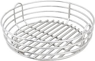 Kick Ash Basket Stainless Steel Charcoal Ash Basket for Big Green Egg Grill - MiniMax