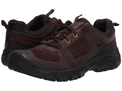 KEEN Targhee III Casual (Dark Earth/Fired Brick) Men
