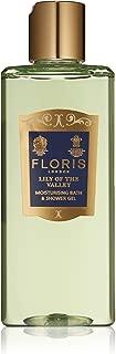Floris London Lily of the Valley Moisturising Bath & Shower Gel, 8.4 Fl Oz