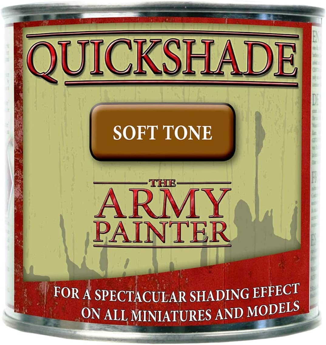 The Army Painter Quickshade sold out Rapid rise Pain for Varnish Miniature