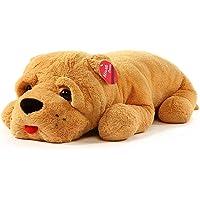 Niuniu Daddy 38 Inches Giant Stuffed Animal Plush Dog Soft Toy (Large)