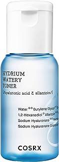 COSRX Hydrium Watery Toner, 50ml / 1.69 fl.oz | Hyaluronic Acid Moisture Toner | Korean Skin Care, Cruelty Free, Paraben Free