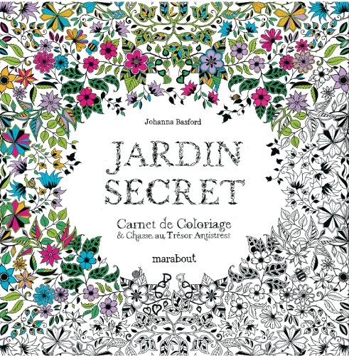 Jardin secret: 31612 (Coloriages)