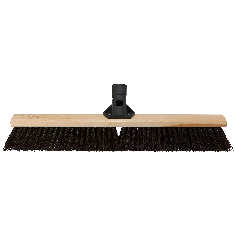 "SWOPT Premium Phoenix Mall Rough Surface Push Broom Head Beauty products 24"" –"