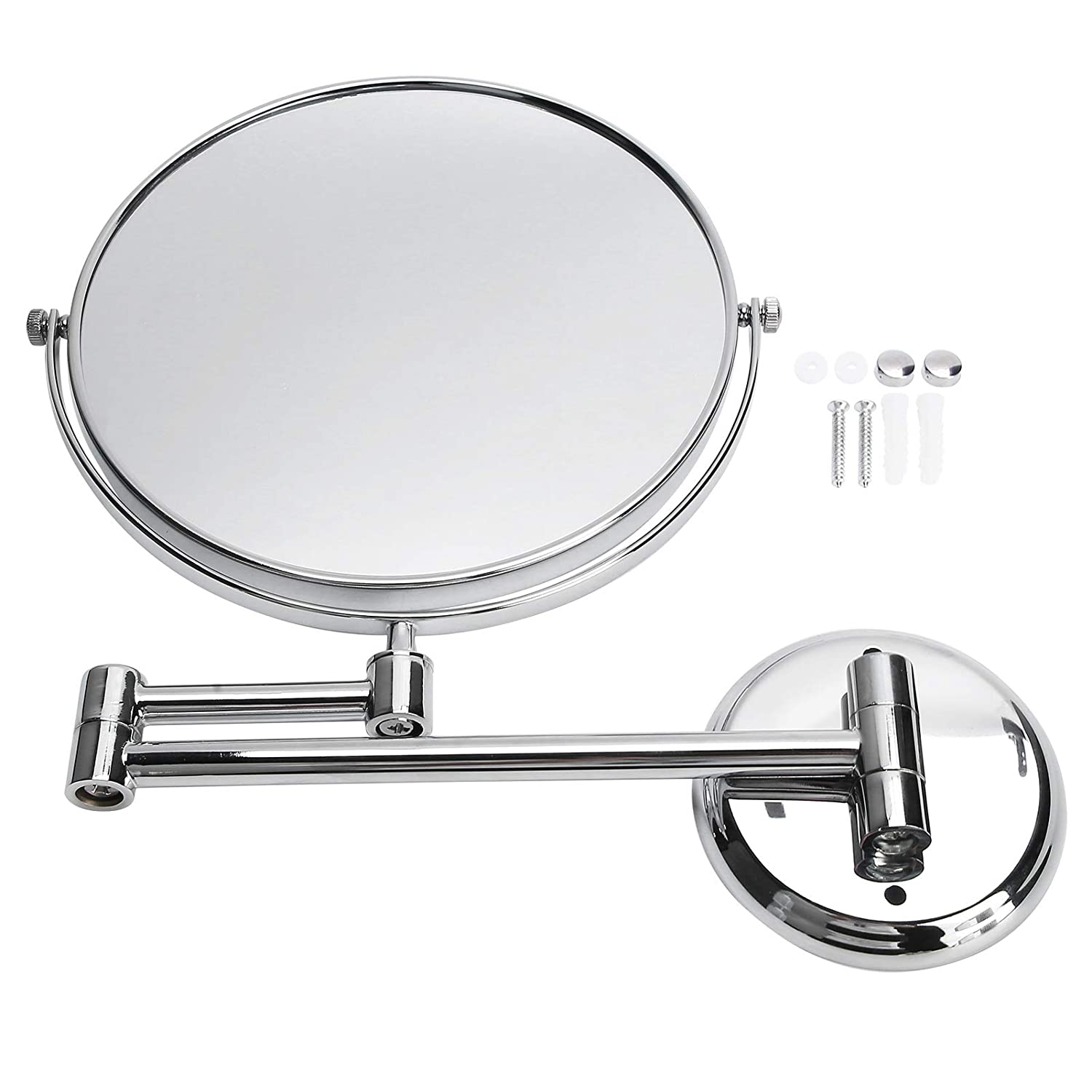 Cosmetic Mirror Low Popular brand in the world price Folding Copper Electroplating