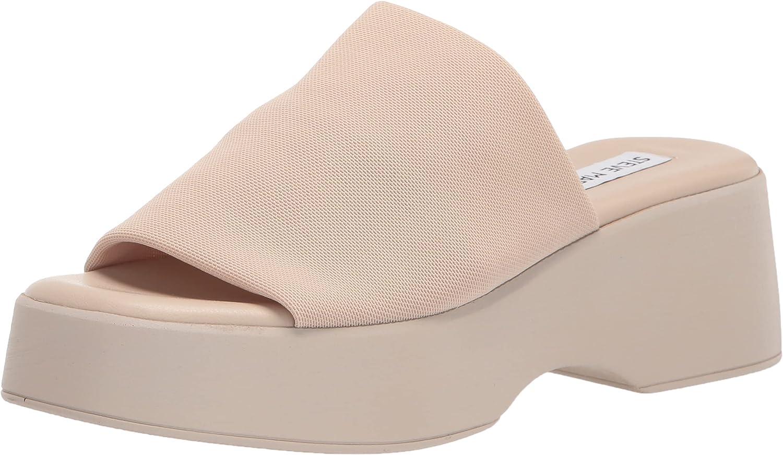 Steve Madden High Max 71% OFF material Women's Slinky30 Wedge Sandal