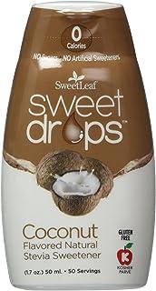 Sweetleaf Sweet Drops Liquid Stevia Sweetener, Coconut, 1.7 Ounce