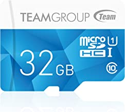 TEAMGROUP Color Card I 32GB 3 Pack Micro SD Class 10...