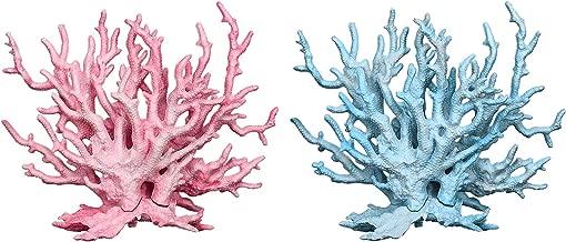 Pawliss Aquarium Decor Fish Tank Decoration Ornament Coral
